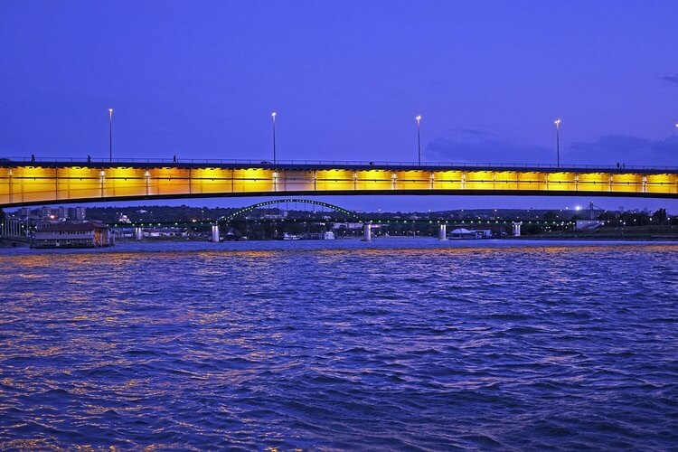 Beograd noću - izlasci u kafane Beograda